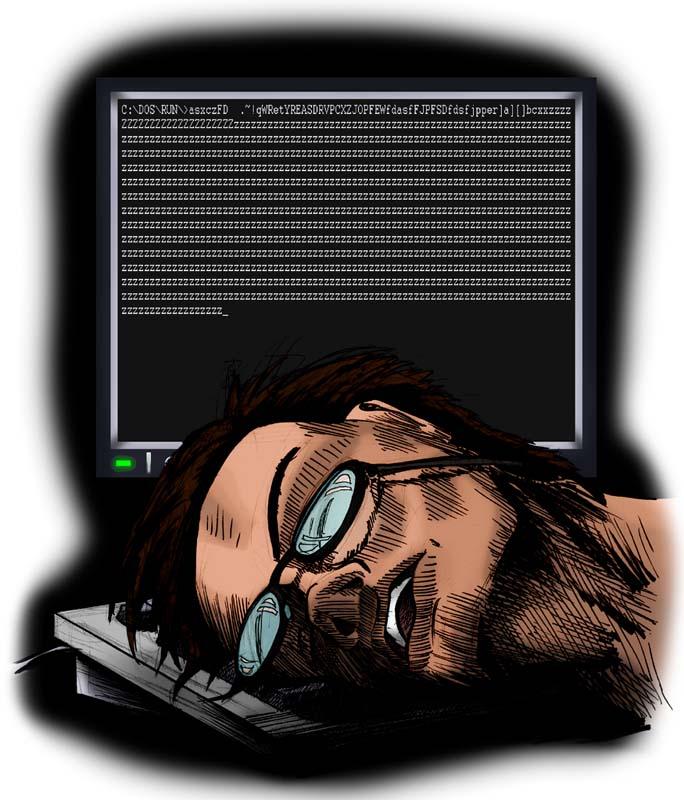 Sleepy Programmer