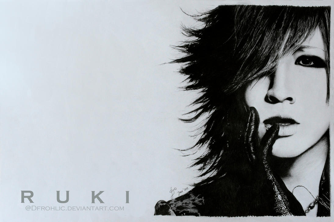 RUKI I by DFrohlic