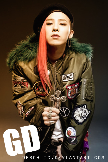 GDragon Talks About Marriage Tablos Daughter Haru and