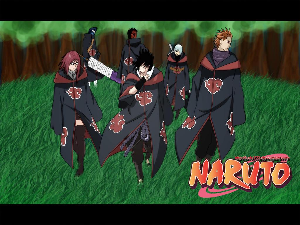 Hawk and akatsuki team   MangaHelpers