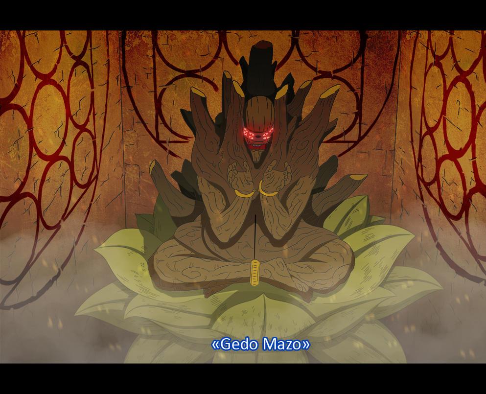 ~Miko Desings~ Naruto__gedo_statue_by_ludo723-d3jvwei