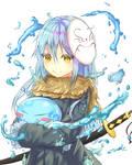 Rimuru Tempest (SpeedPaint)