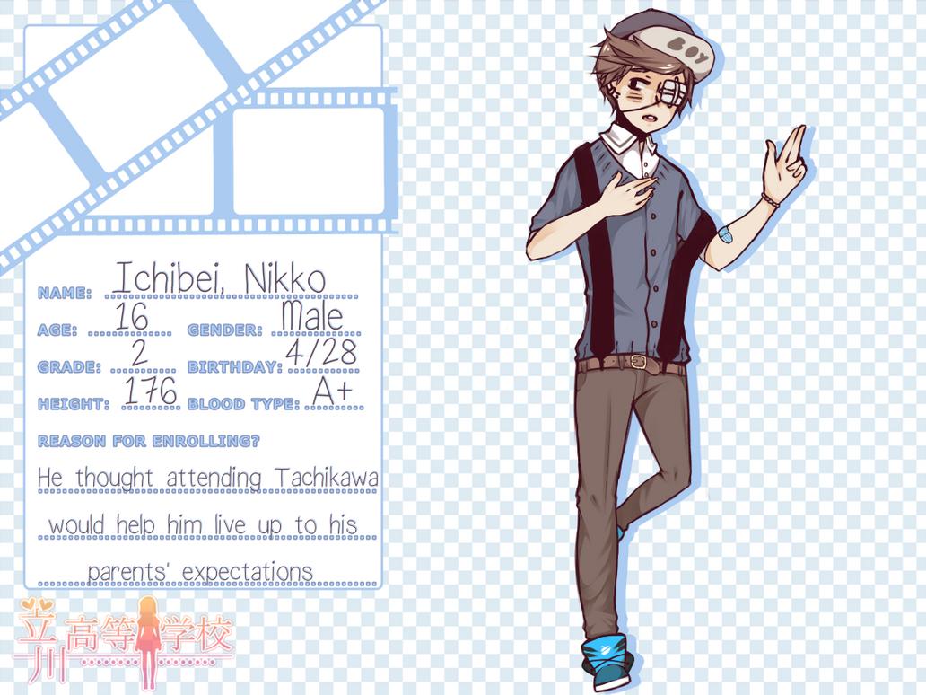 .:TH: Ichibei, Nikko:. by DlSCONNECT