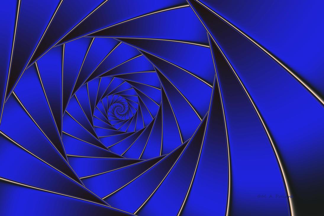 Sapphire Stairway by SiennaBlue