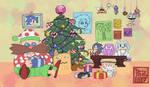 - Merry Christmas with Robotnik! -