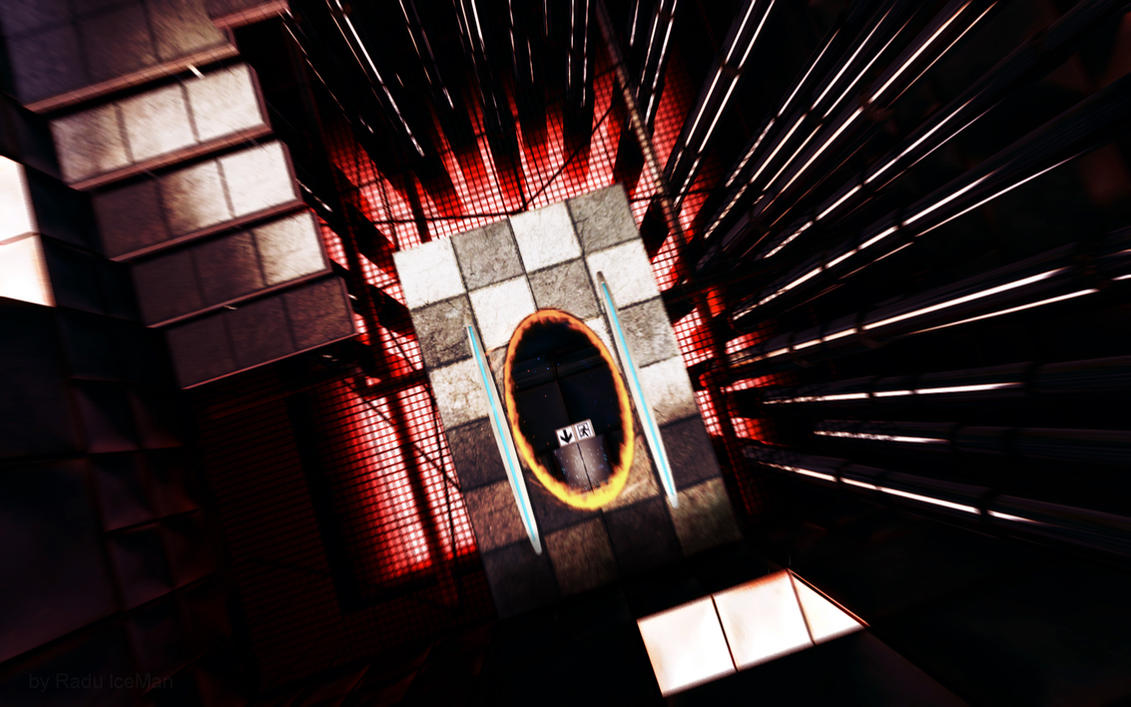 Portal momentum v2 by God--of--War