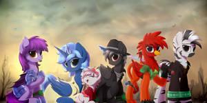 [FanFic Art] Fallout Equestria: Commonwealth