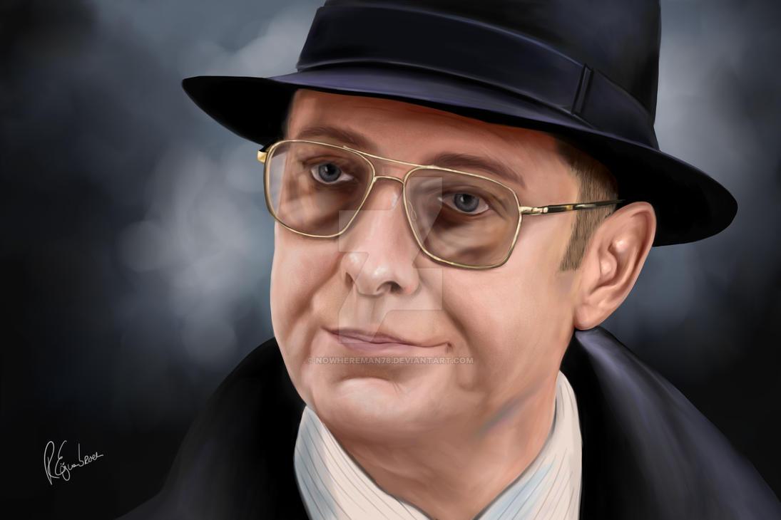 James Spader As Raymond 'Red' Reddington By Nowhereman78