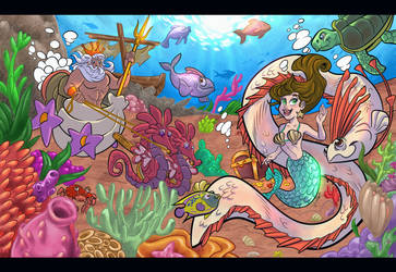 Mermaid final by judson8
