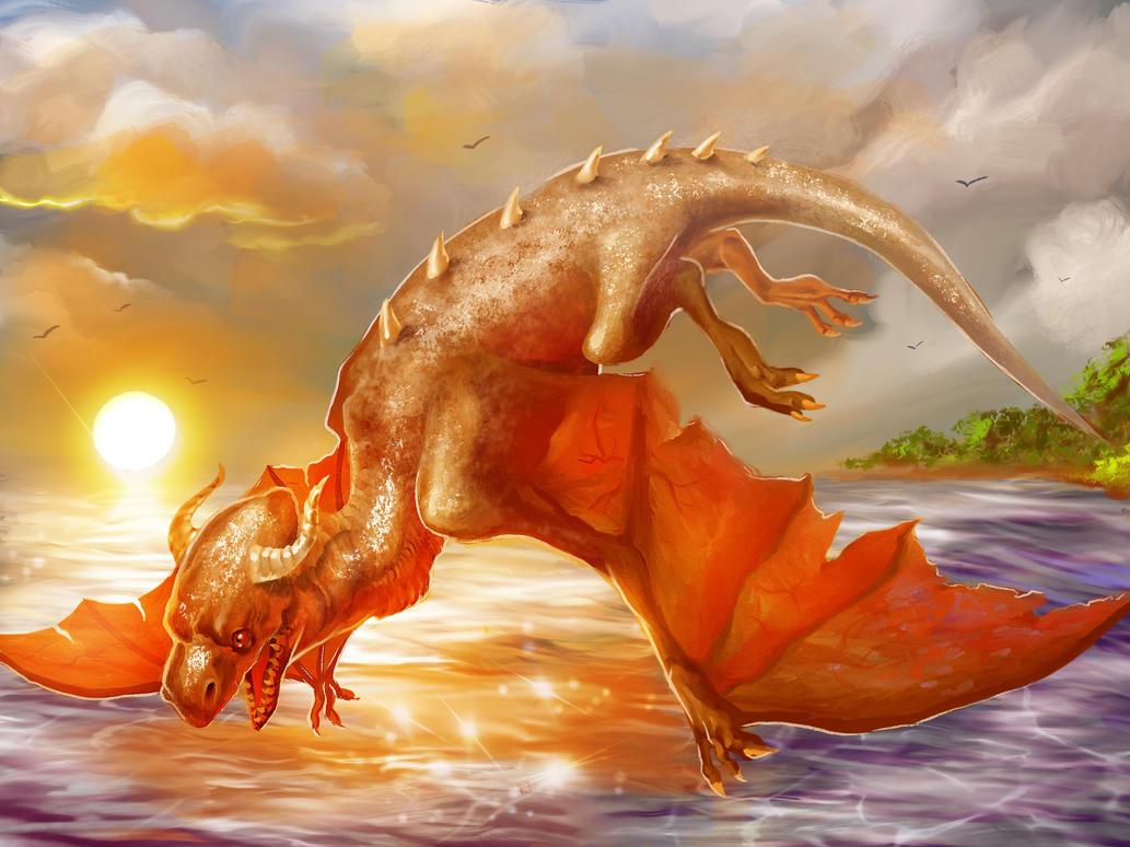 Dragon by judson8