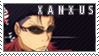 Xanxus Stamp by uchiha-itachi111