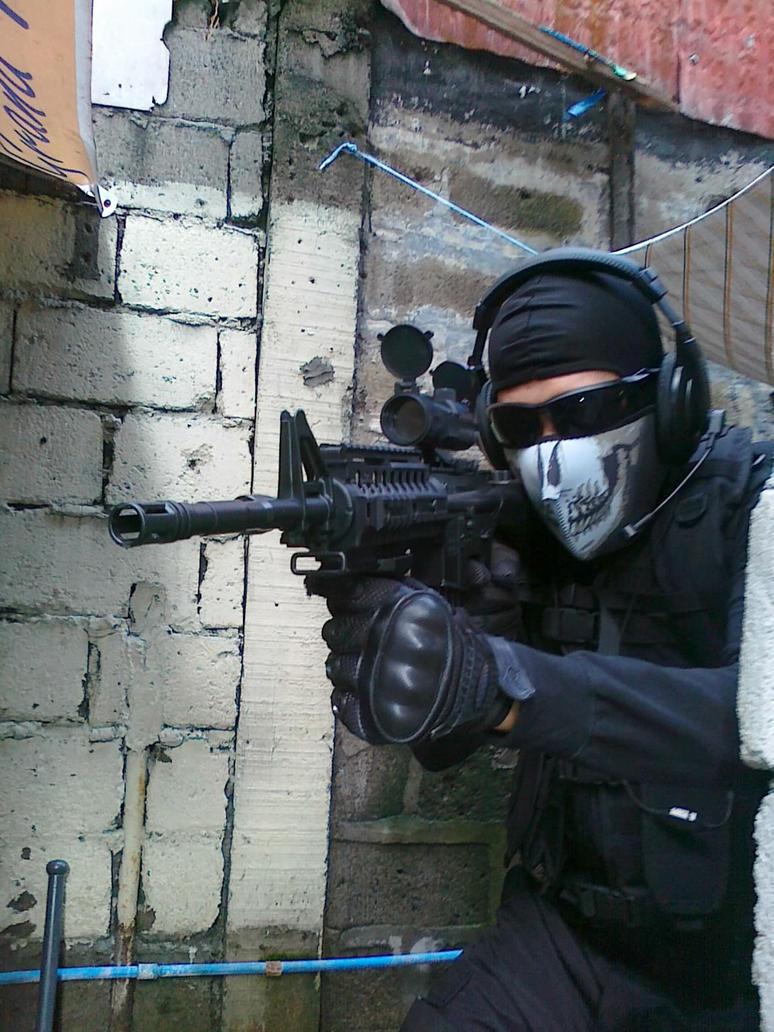 Modern warfare 2 [Ghost cosplay] by Jlandkenzo on DeviantArt