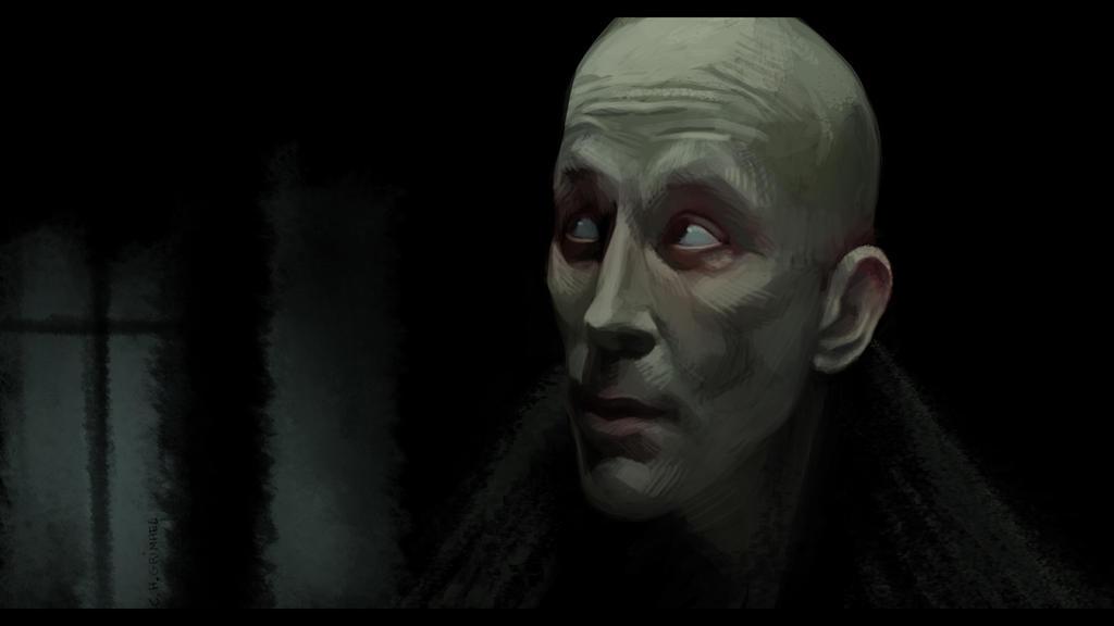 Darkcity - Speedpainting 2 by Grimhel