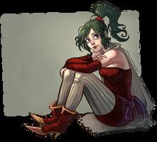Final Fantasy 6 - Terra by Grimhel