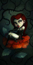 Poison Ivy by Grimhel