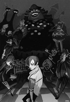 One Piece - Teaparty