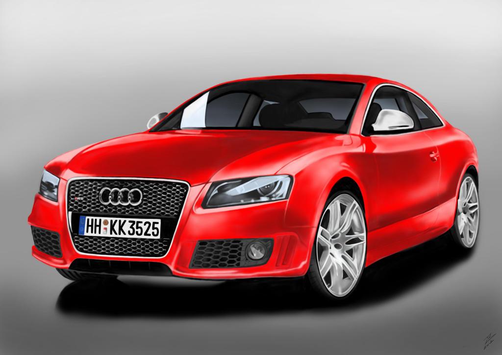Audi S4 by JamBarclay