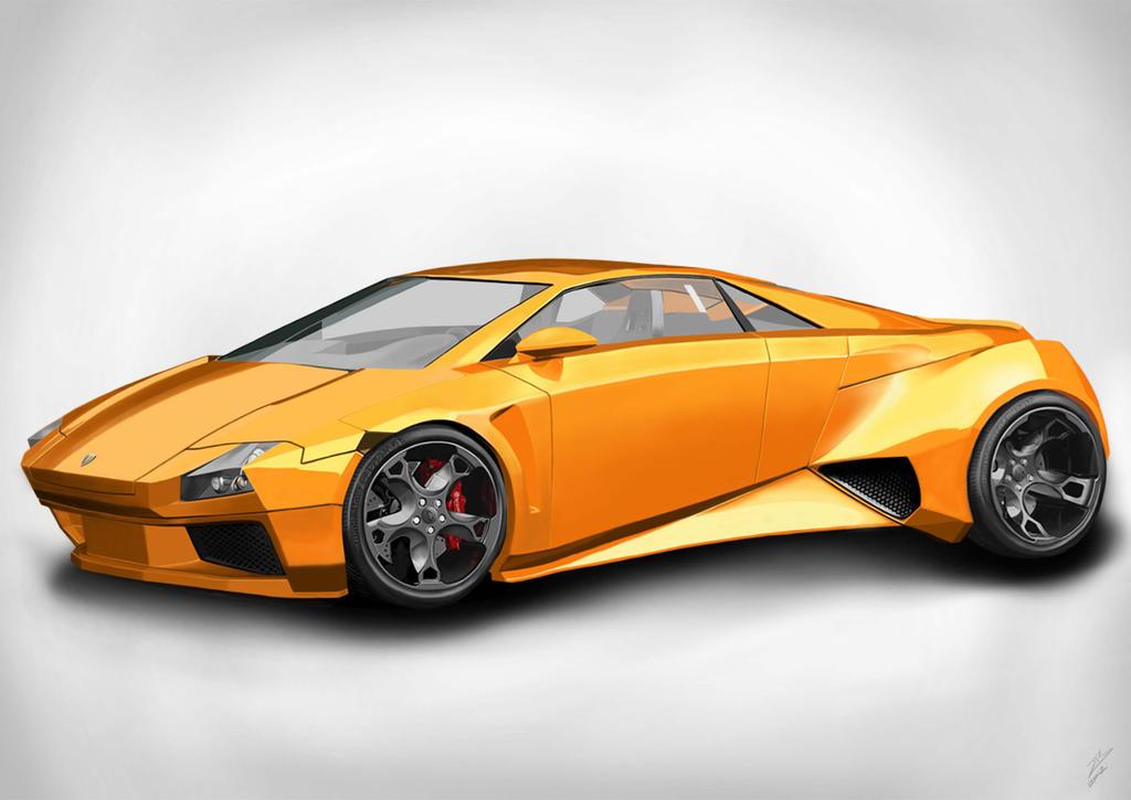 Lamborghini Embolado by JamBarclay