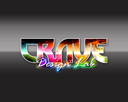 CRAVE Design Lab - Logo