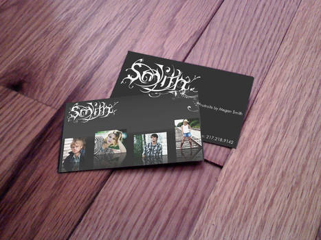Business Card : Smiths