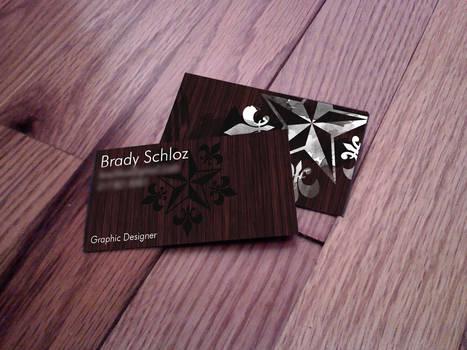 Business Card : Brady S.