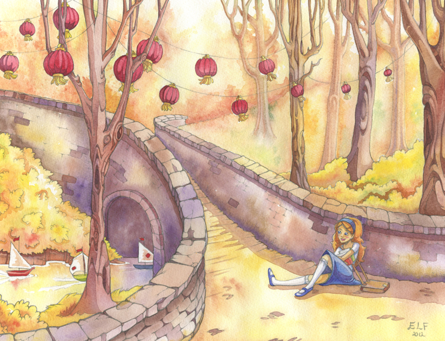Autumn Time by Klassie