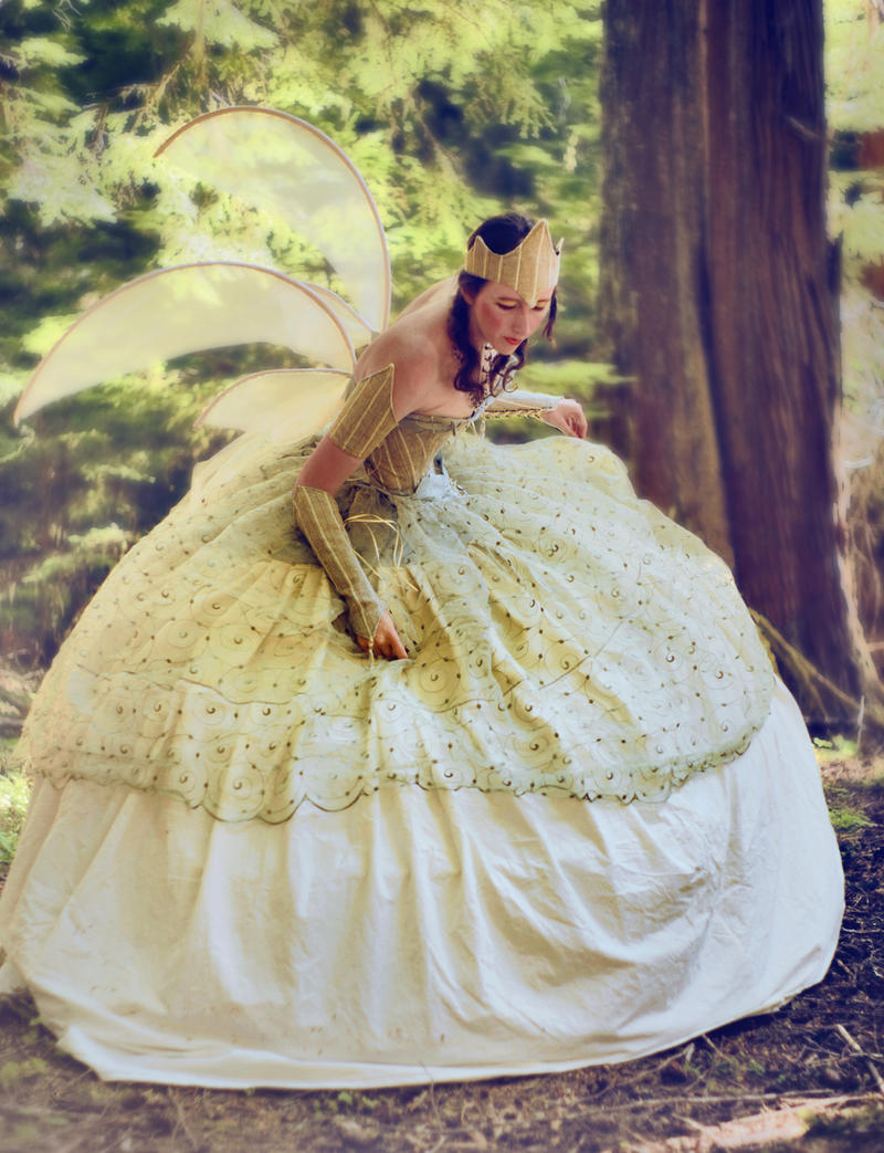 Fairy Ball Gown Libra by TEMPERATE-SAGE on DeviantArt