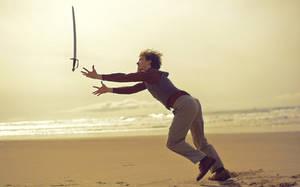 Swords Man Vs His Sword by TEMPERATE-SAGE