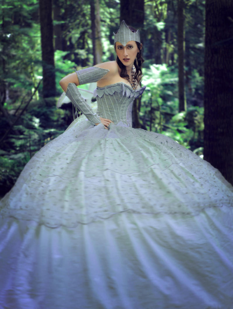 Good Witch: Rainier Ball Gown by TEMPERATE-SAGE on DeviantArt