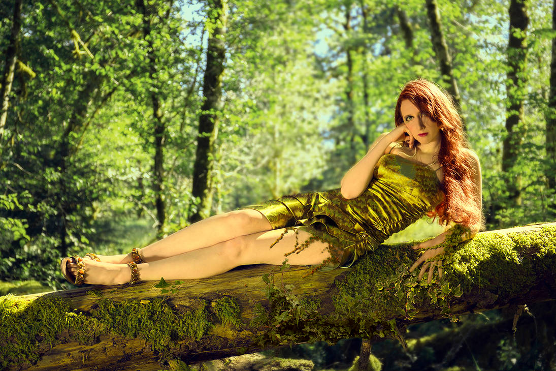 Poison Ivy by TEMPERATE-SAGE
