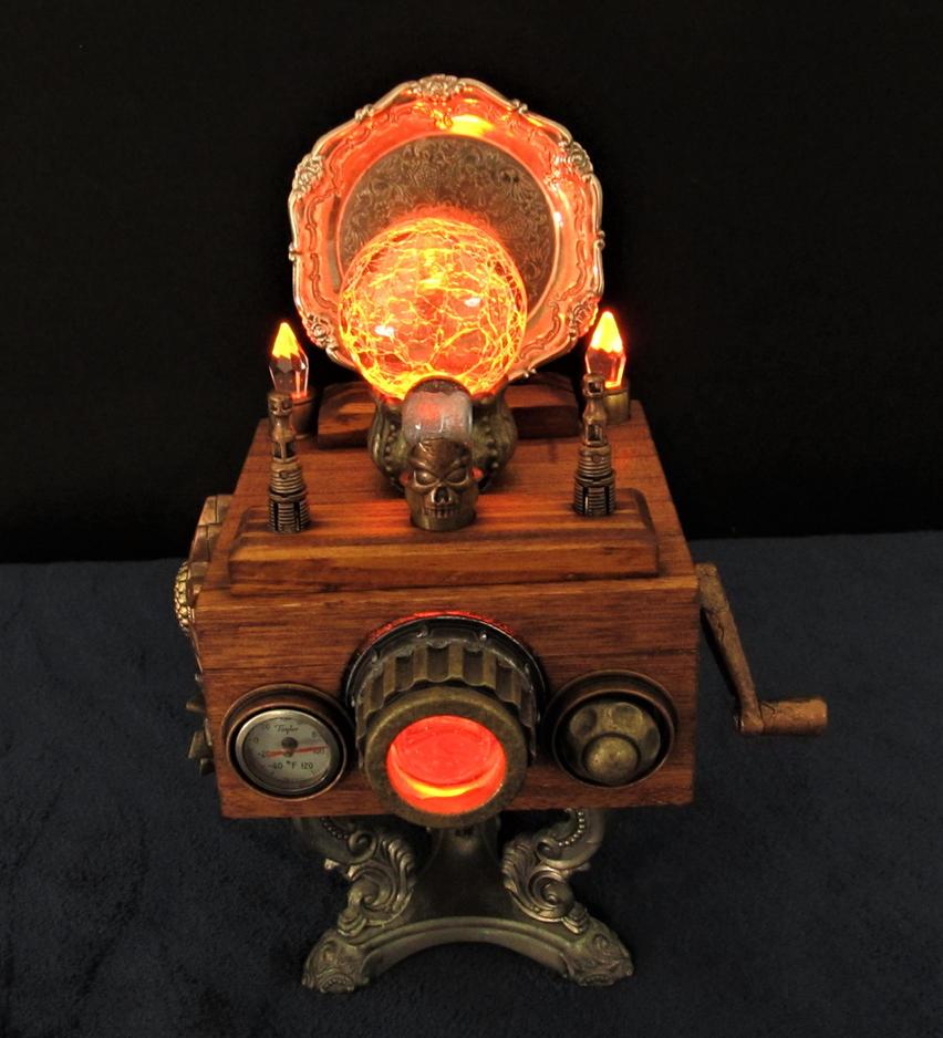 Steampunk Apparatus III by zimzim1066