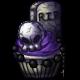 Cupcake - Gothic by gingisune