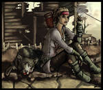 Out in the Wastelands