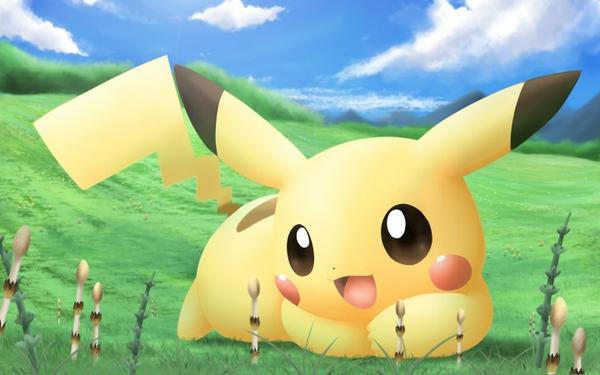 Love Pikachu 1440x900 Wallpaper Wwwwallpapermico By Pelatypony