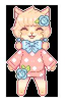 Pixel Babe by batfruit