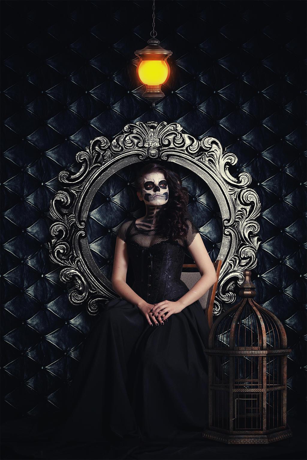 Lady Death by Dea-Vesta by zokyzoker