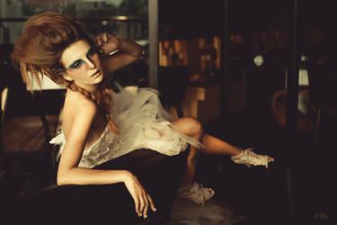Model : Snezana | Make Up by Annabelle