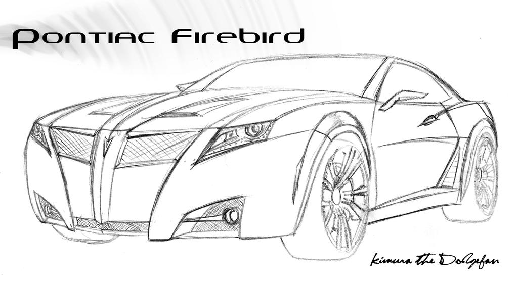 Pontiac Firebird Concept By Kimura Shinjiru On Deviantart