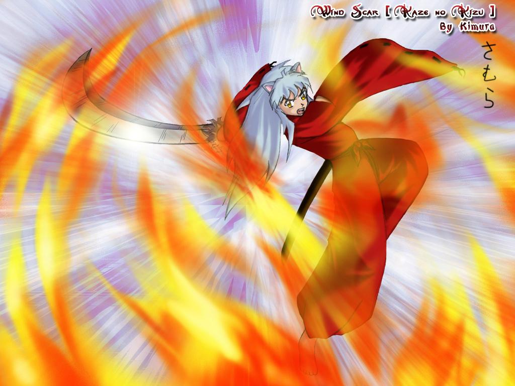 ⚔ SPIRIT BRINGERS:  EL GRAN ASALTO A BEAGALLTACH  ⚔  - Página 2 Wind_scar___kaze_no_kizu___by_kimura_shinjiru