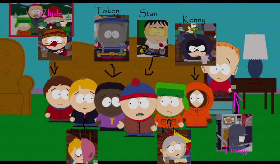 watch south park episode up the down steroid