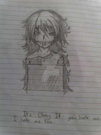i hate me too by tatsumi5