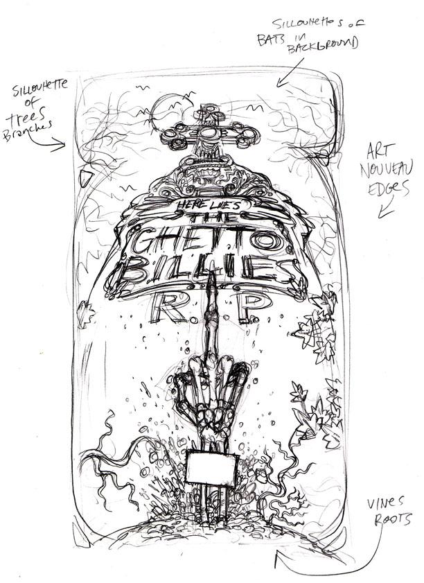 Last GB poster 2008 sketch