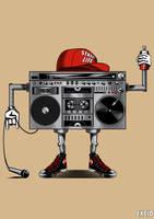 4 Element of hip hop by Excidart