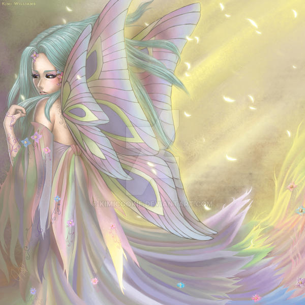 Maiden of Earth-Fairy by KimiCookie on DeviantArt