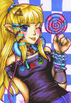 Punk Princess Zelda