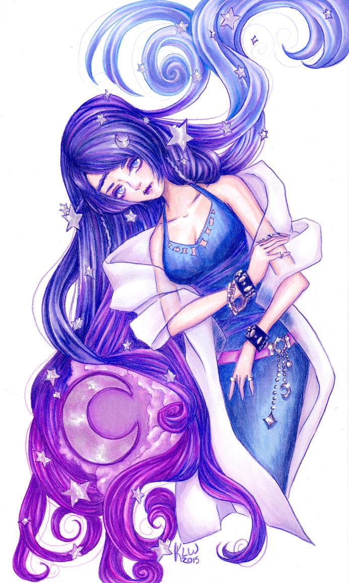 Lunar Magic II by KimiCookie