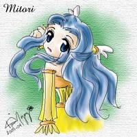 Mitori by kurosu