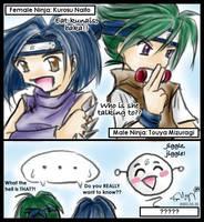 Baka na Ninja 2 by kurosu