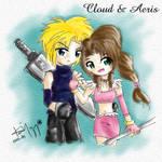 Cloud and Aeris