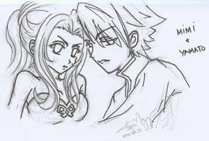 Mimi and Yamato